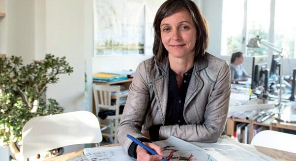 Claire Schorter, architecte urbaniste